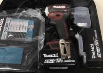 makita(マキタ):18Vインパクトドライバー TD172DGXAR