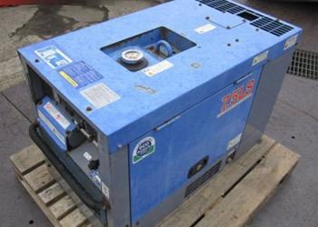 デンヨー:防音型ディーゼルエンジン発電機 TLG-7.5LSK