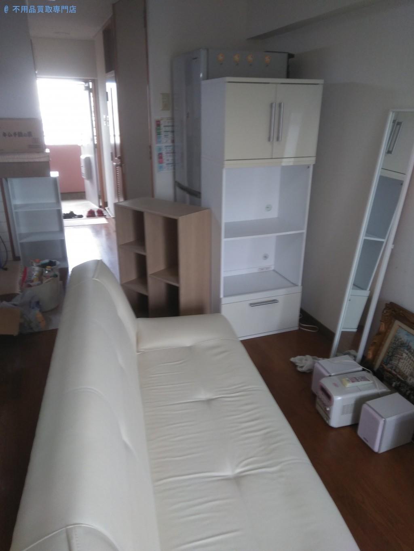 【南国市大そね乙】引っ越しに伴う大型家具などの処分・お客様の声