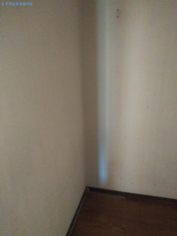【高知市福井町】食器棚の処分と回収・お客様の声