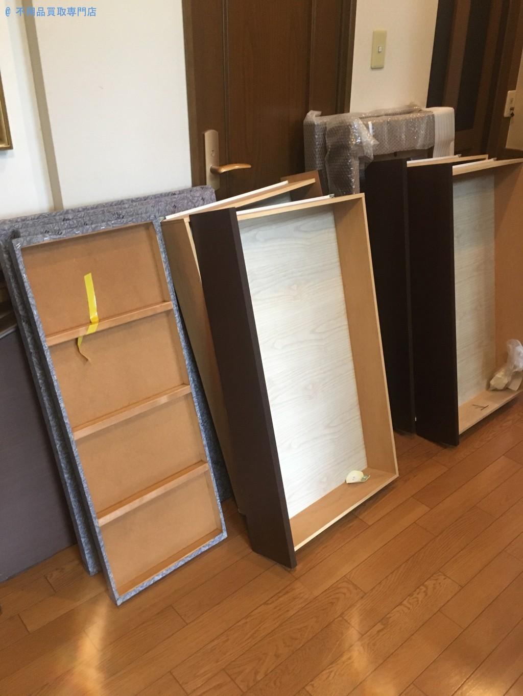 【高知市東石立町】ベッドや衣装ケースなどの処分と回収・お客様の声